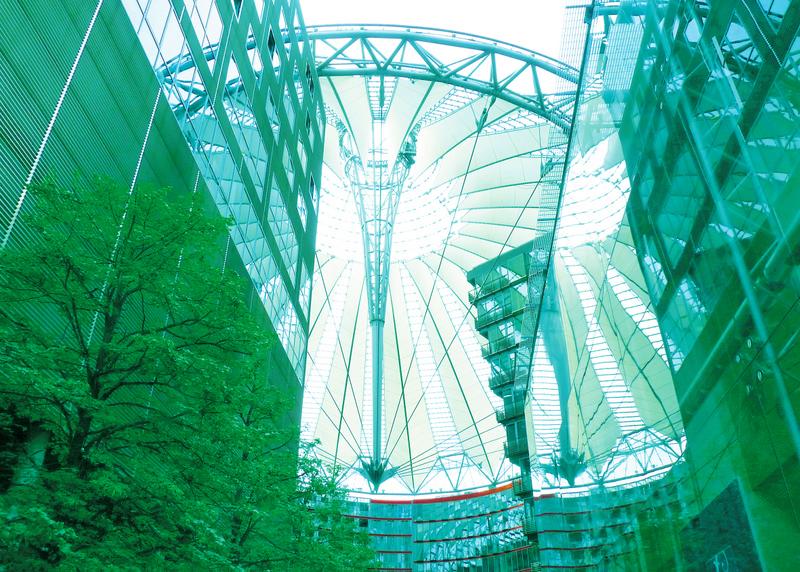 1. Mój Berlin I, foto, 50 x 70 cm