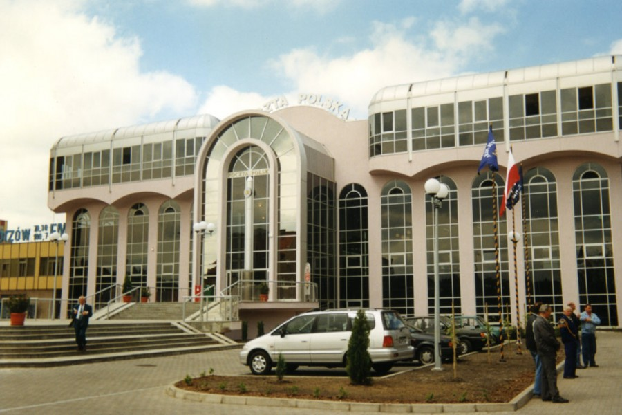 Jerzy Suchanek wraz z zespołem – Rejonowy Urząd Poczty i Urząd Pocztowy w Gorzowie Wlkp.