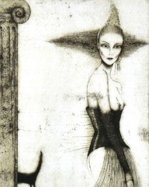 Rozmowa z autorką grafik Elżbietą Radzikowską