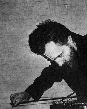 Rozmowa z Janem A . P. Kaczmarkiem, kompozytorem, instrumentalistą
